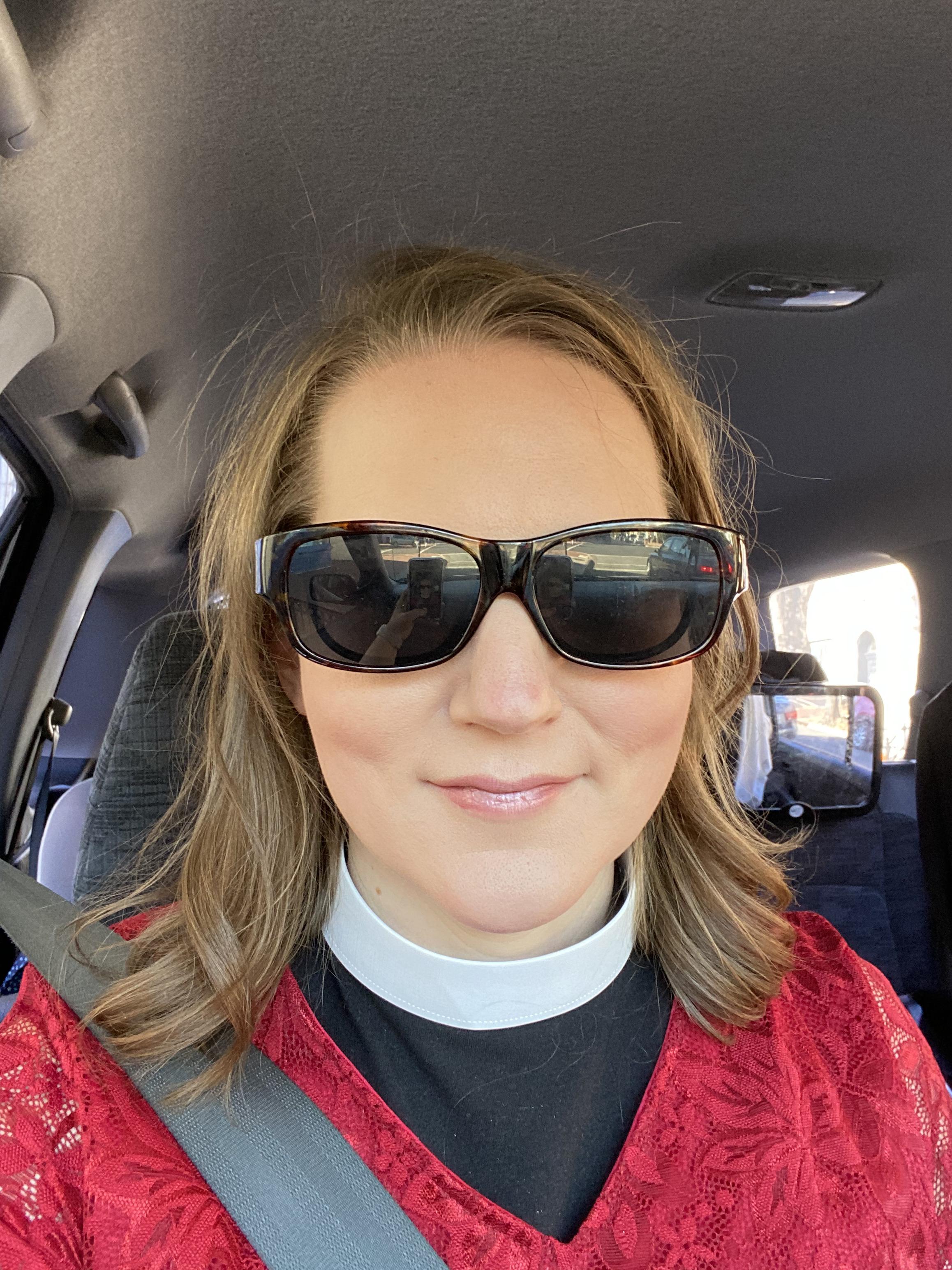 The Rev. Meg Goldstein