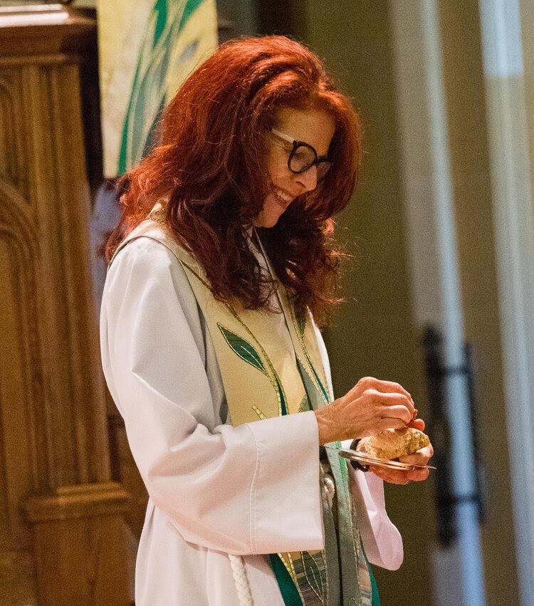 The Rev. Julie Graham
